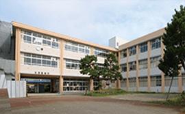 横越小学校