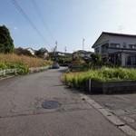 新潟市秋葉区松ヶ丘の【土地】の写真
