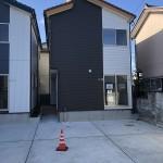 新潟市西区小新の【新築住宅《B棟》】の外観