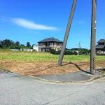 新発田市藤塚浜の【土地】の写真
