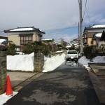 新発田市西園町の【土地】の写真