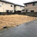 新潟市西区小針台の【土地】の写真
