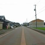 燕市吉田弥生町の土地の写真