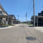 燕市水道町の土地の写真