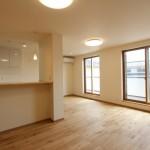 新潟市中央区二葉町の新築住宅の写真