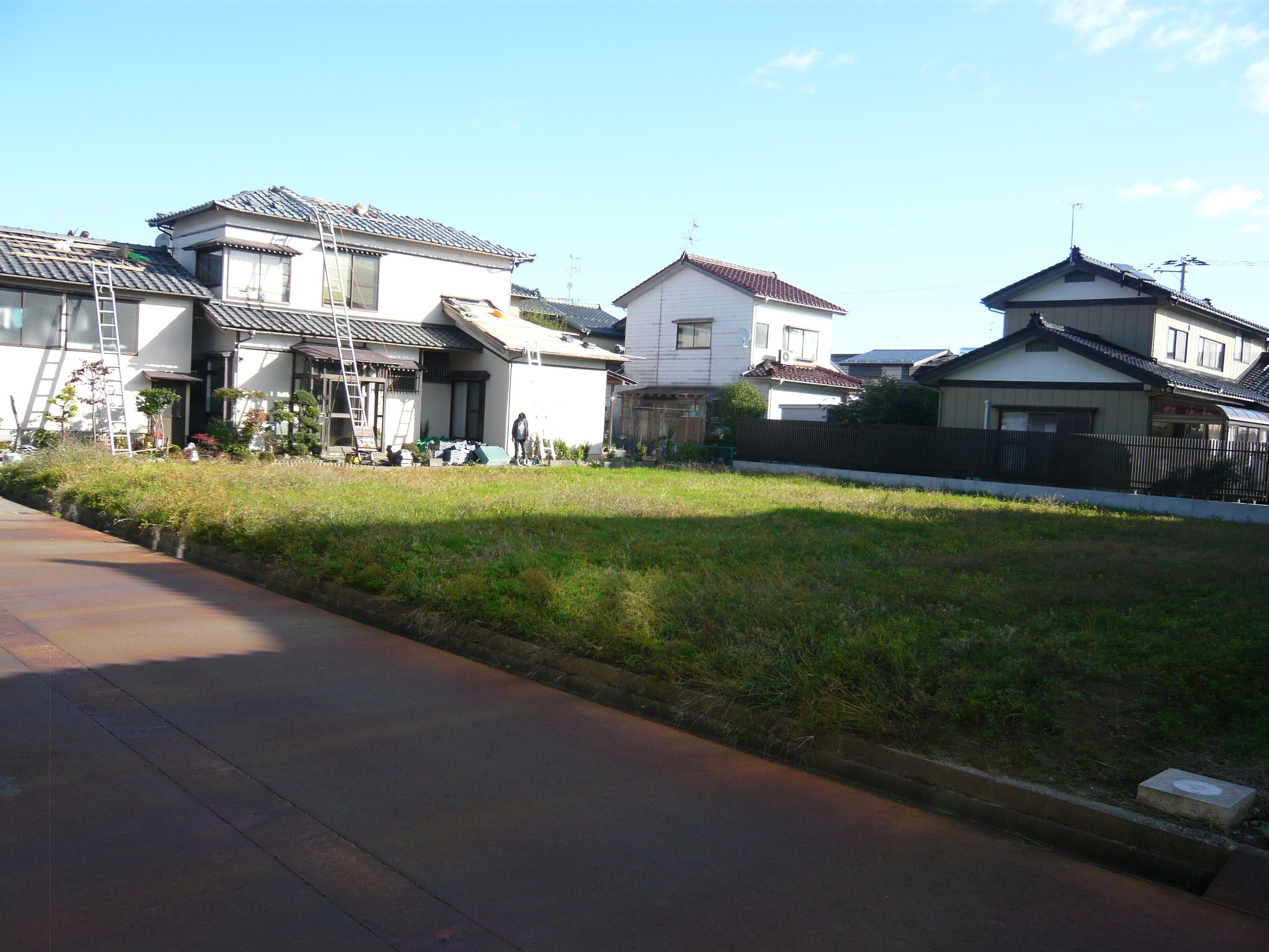 燕市吉田文京町の土地の写真