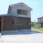 三条市塚野目の中古住宅の写真(外観)