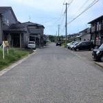 新潟市北区太夫浜新町の【土地・分譲地】の写真