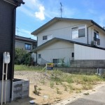 新潟市北区嘉山の土地の写真