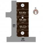 三条市諏訪の【土地・分譲地】不動産情報(建物プラン提案付)*sa2017080026