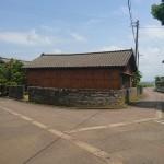 燕市吉田西太田の土地の写真(前面道路)