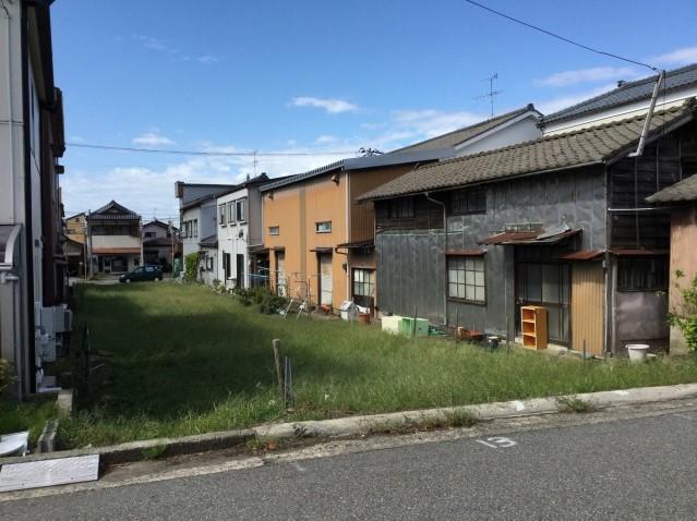 新潟市西区大野町の土地の写真