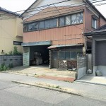 新潟市中央区紫竹の土地の写真