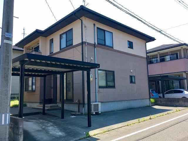 柏崎市下田尻の【中古住宅】オープンハウス情報