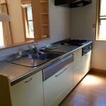 柏崎市下田尻の中古住宅の写真(キッチン)