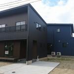 新潟市江南区木津の【新築住宅】の写真