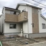 新発田市東新町の新築住宅の画像