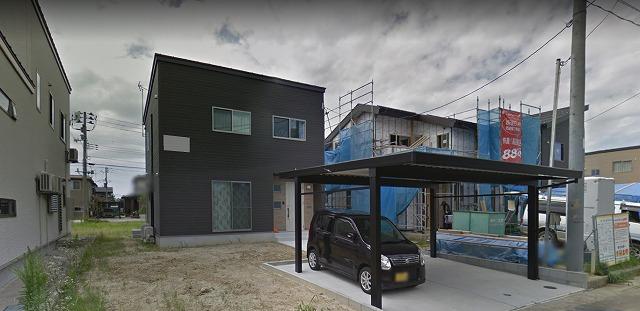 見附市柳橋町の中古住宅の写真(現地)