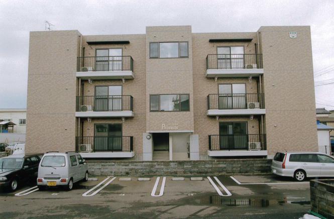 柏崎市中央町の中古マンションの写真(現地)