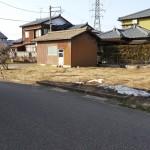 燕市桜町の土地の写真