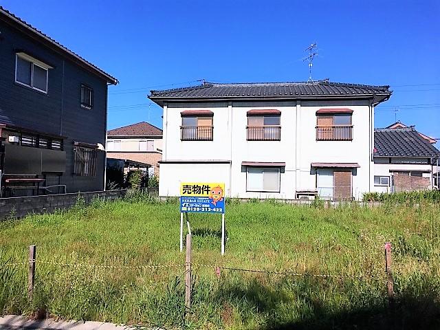 新発田市緑町の【土地】の写真