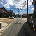 新潟市中央区鳥屋野の土地の写真