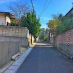 新潟市西区青山の土地の写真