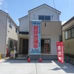 新潟市西区立仏の新築住宅の写真
