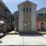 新潟市江南区うぐいすの新築住宅の写真