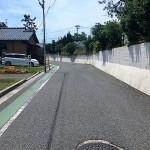 新潟市東区山の下町の土地の写真