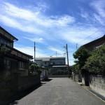 新潟市北区柳原の土地の写真
