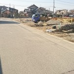 新潟市北区嘉山の新築住宅の写真