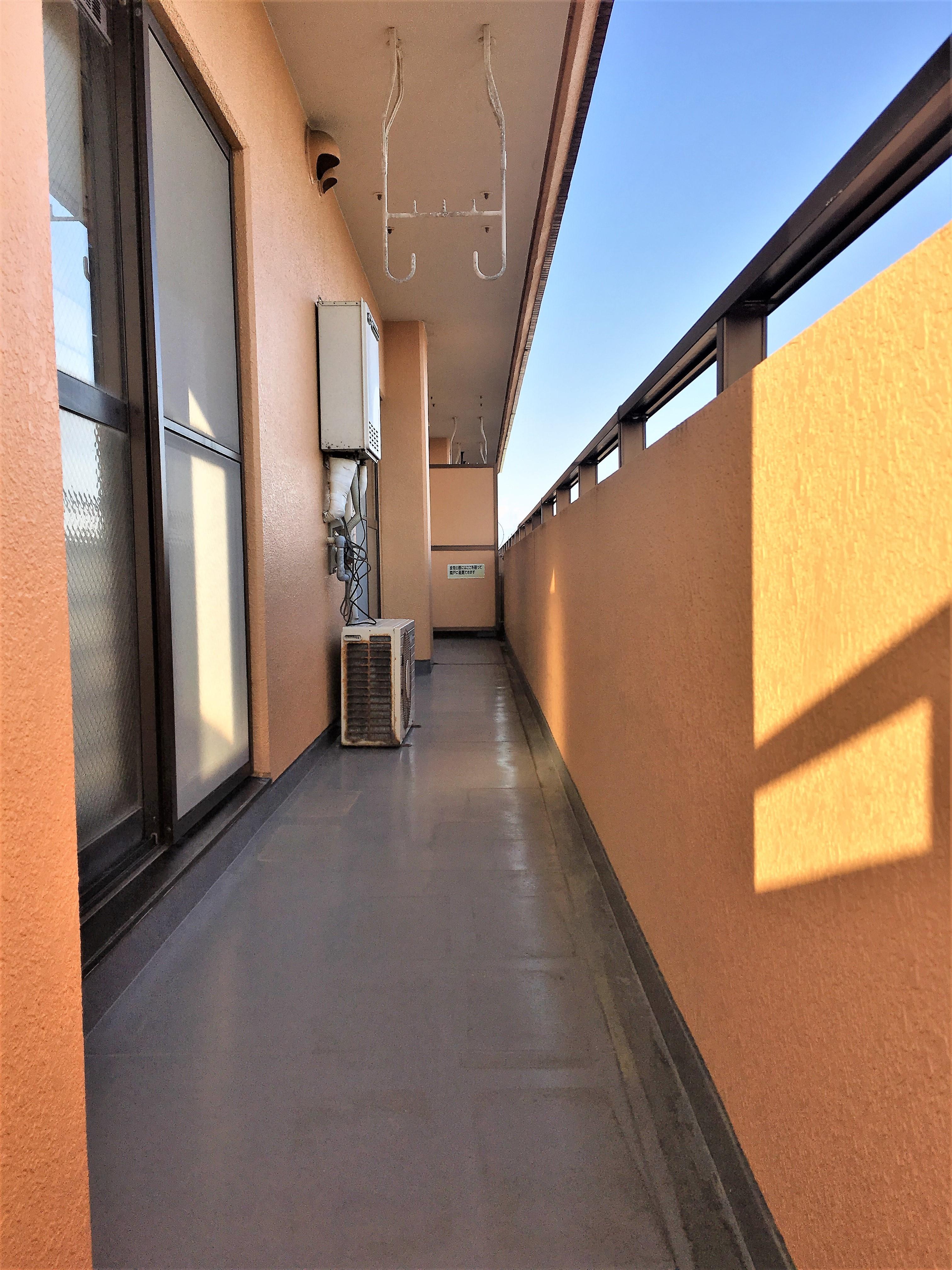 新潟市西区寺尾上の中古マンションの写真