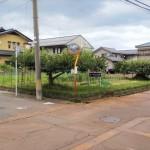 三条市直江町の土地の写真