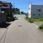 新潟市中央区網川原の土地の写真