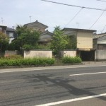 新潟市西区小新西の土地の写真