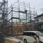 新潟市江南区所島の新築住宅の写真