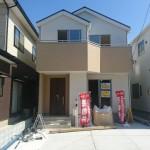 新潟市西区寺尾東の新築住宅の写真