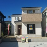 新潟市江南区城山の新築住宅の写真