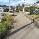 加茂市千刈の土地・分譲地の写真