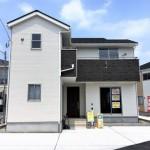 新潟市東区下場本町の新築住宅の写真