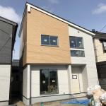 新潟市東区東明の新築住宅