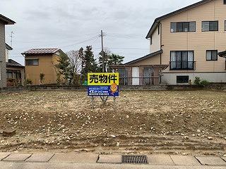 長岡市高畑町の土地の写真(間取)