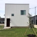 新潟市南区七軒の新築住宅の写真