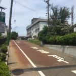 新潟市東区小金台の土地の近隣写真