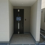 新潟市西区上新栄町の新築住宅の写真