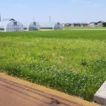 三条市西本成寺の土地の写真