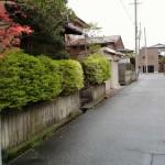 新潟市江南区旭の土地の写真