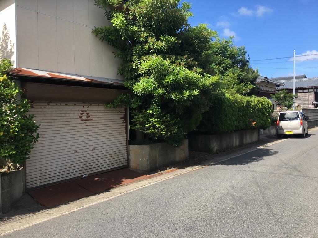 新潟市秋葉区車場の土地の写真