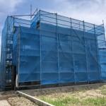 新潟市東区浜町の新築住宅の写真